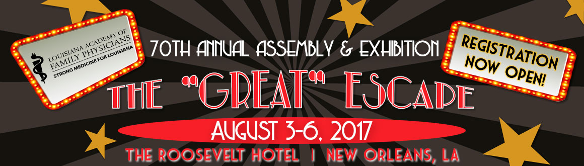 Annual Assembly Registration Open Web Banner