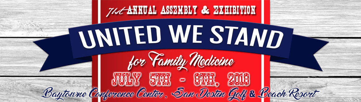 United We Stand Web Banner
