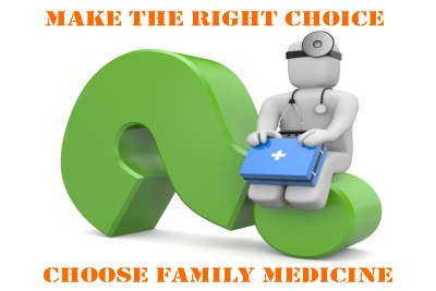 Choose Family Medicine