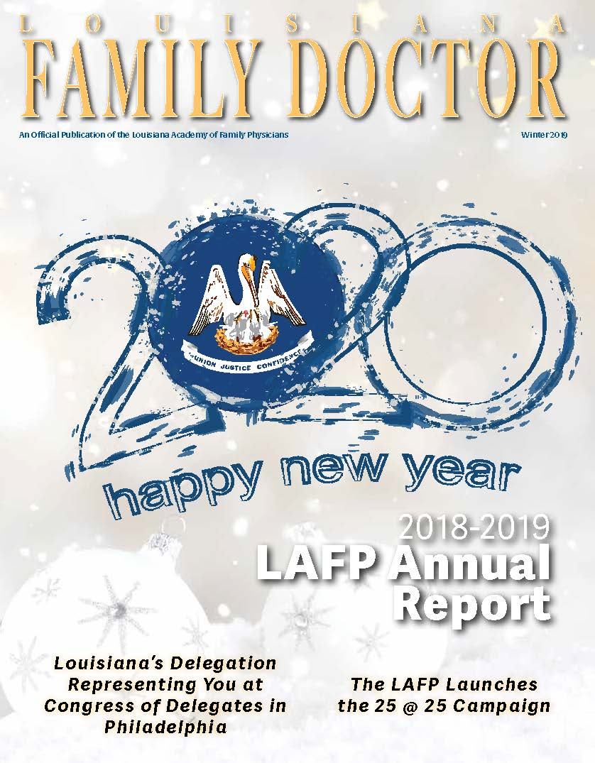 LAFP 40 Cover