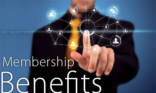 page header membership benefits